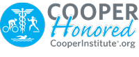Cooper Honored Logo