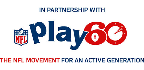 NFL Play 60 FitnessGram logo