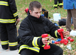 The Cooper Institute's Fire Service Fitness Specialist Course