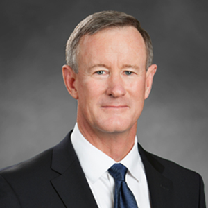 Join William H. McRaven at the inaugural lecture of The Meyer Society Lecture Series - March 15, 2018